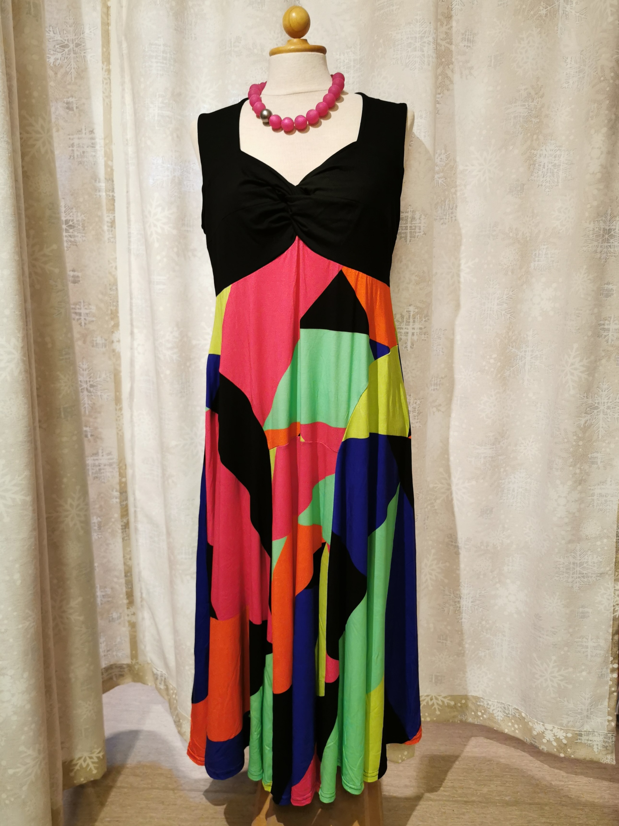 Baldino klänning 32-279K Size 42