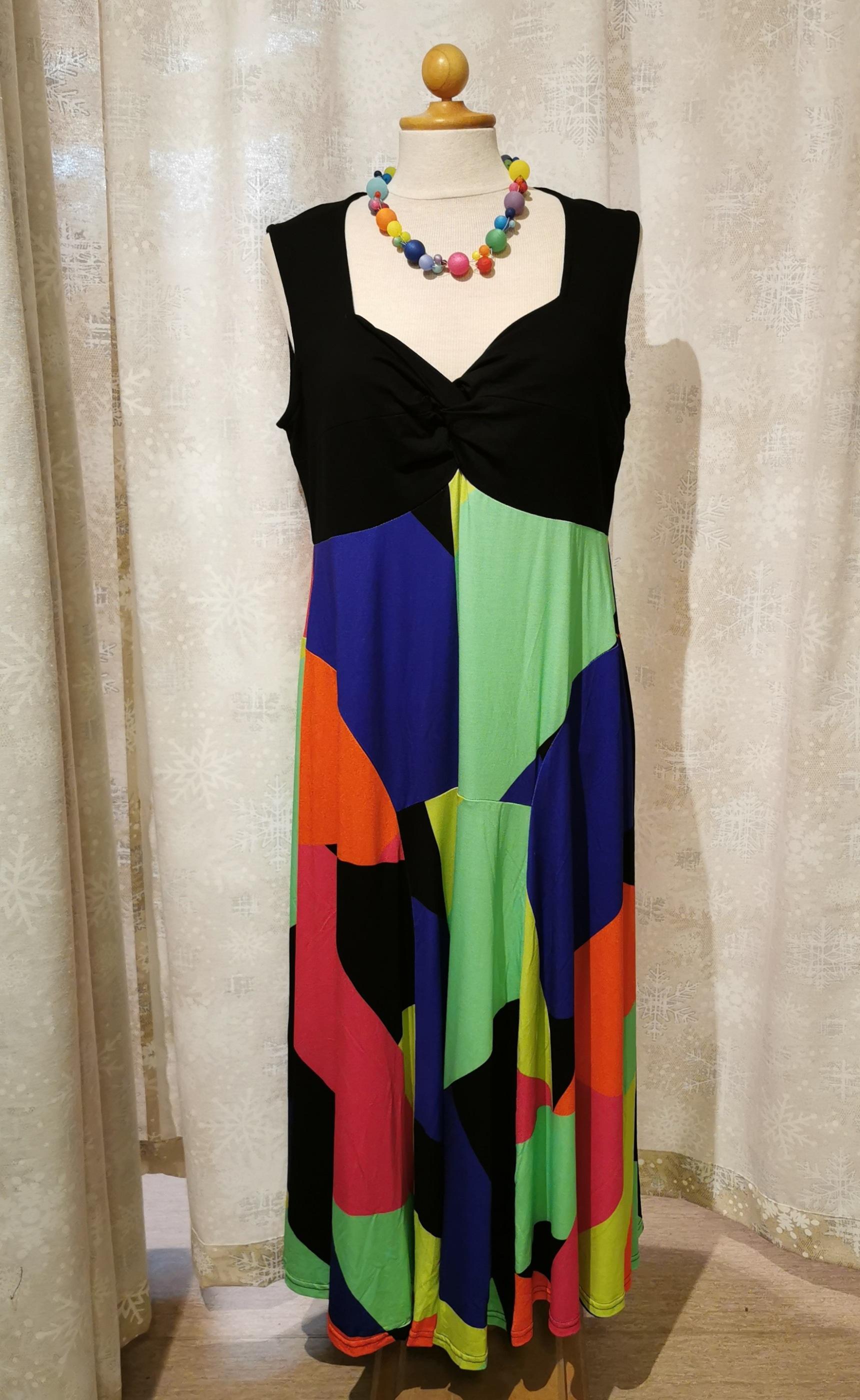 Baldino klänning 32-279K Size 44