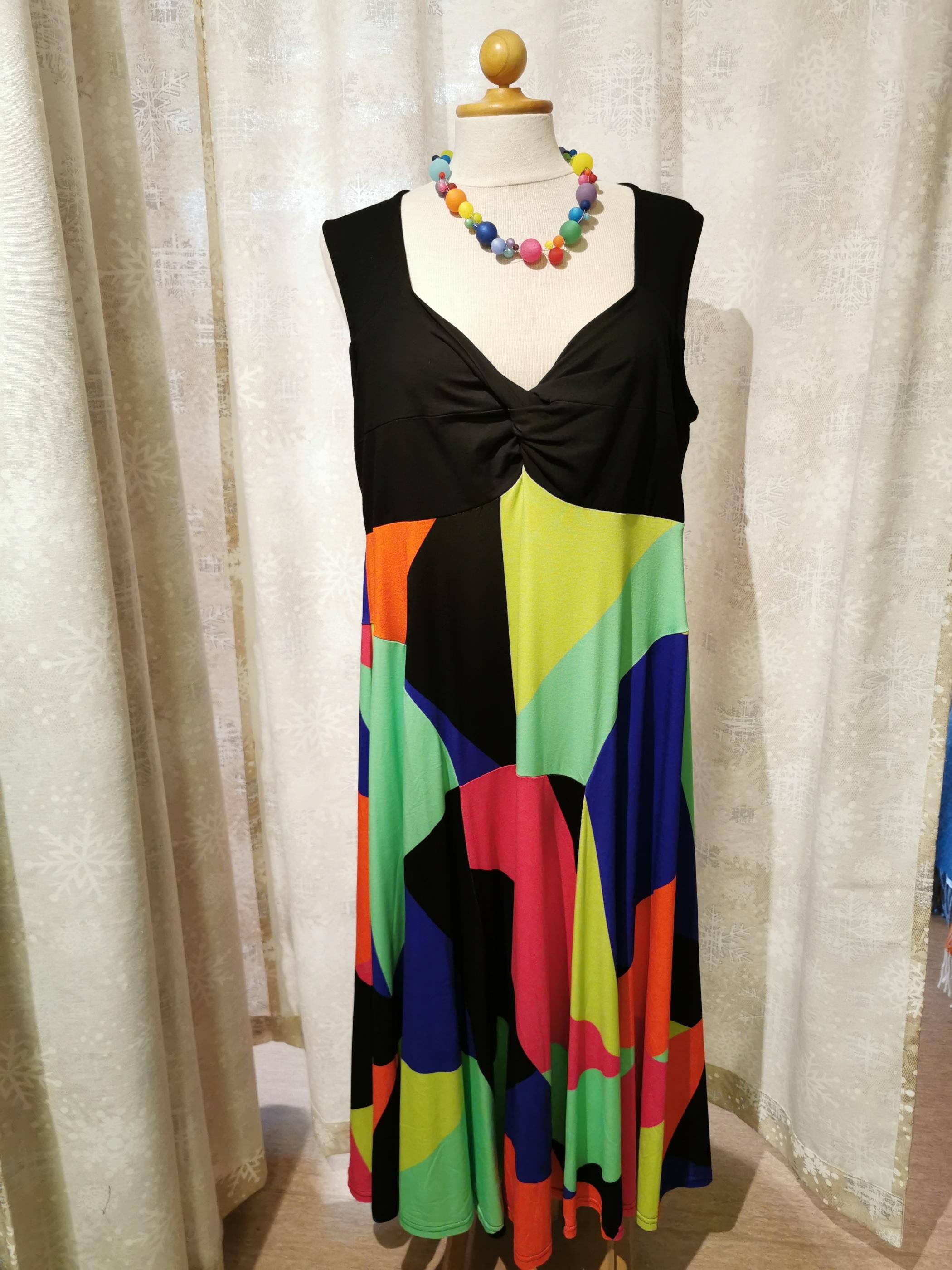 Baldino klänning 32-279K Size 46