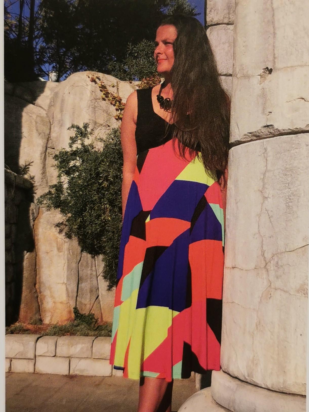 Baldino klänning 32-279K