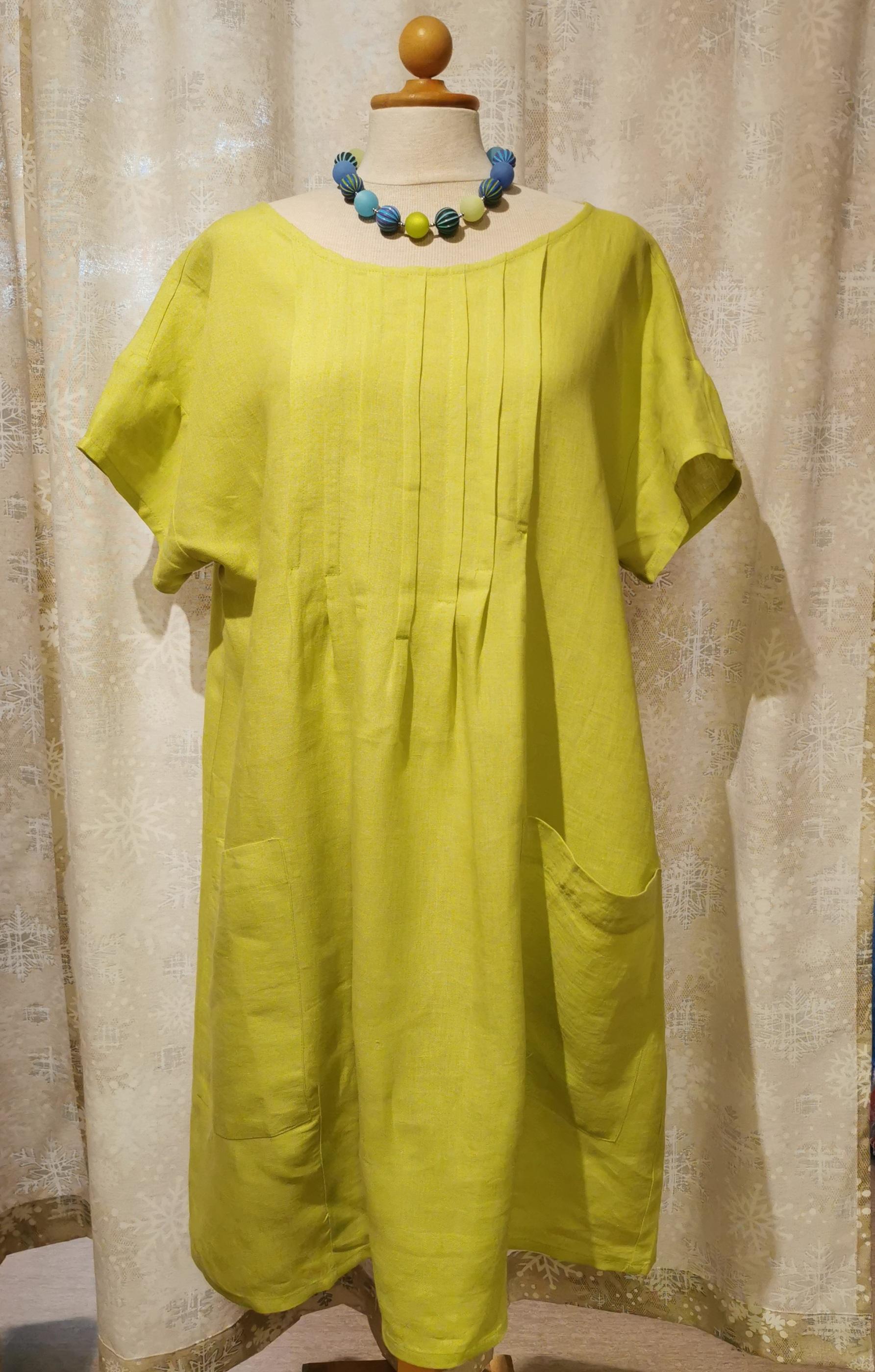 Baldino klänning 23-1039 Skattkistan