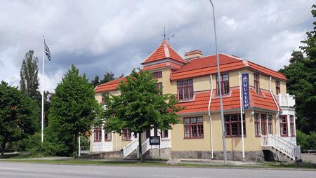 Lidingö Museum med Hembygdsföreningen. Foto: Siv Bergius
