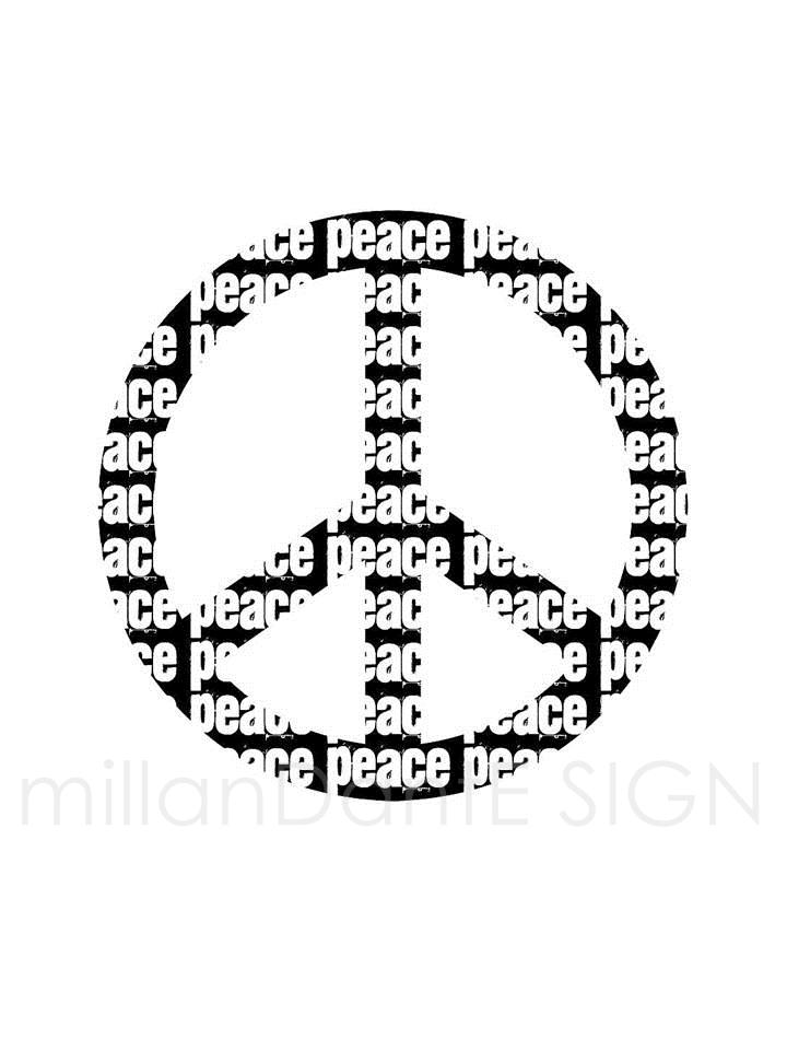 grafiskt print peace 4 millandante.se