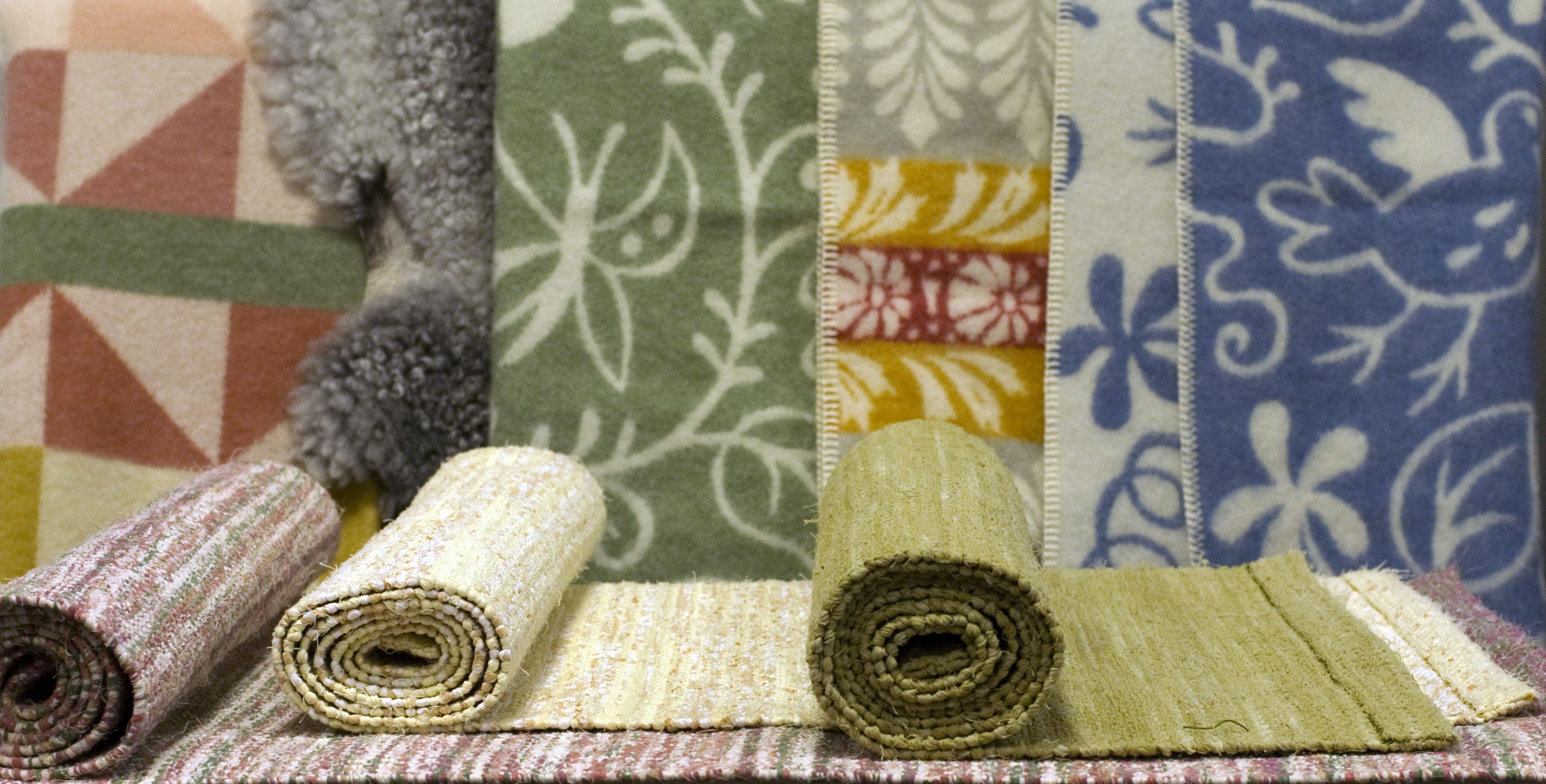 Textilier vår