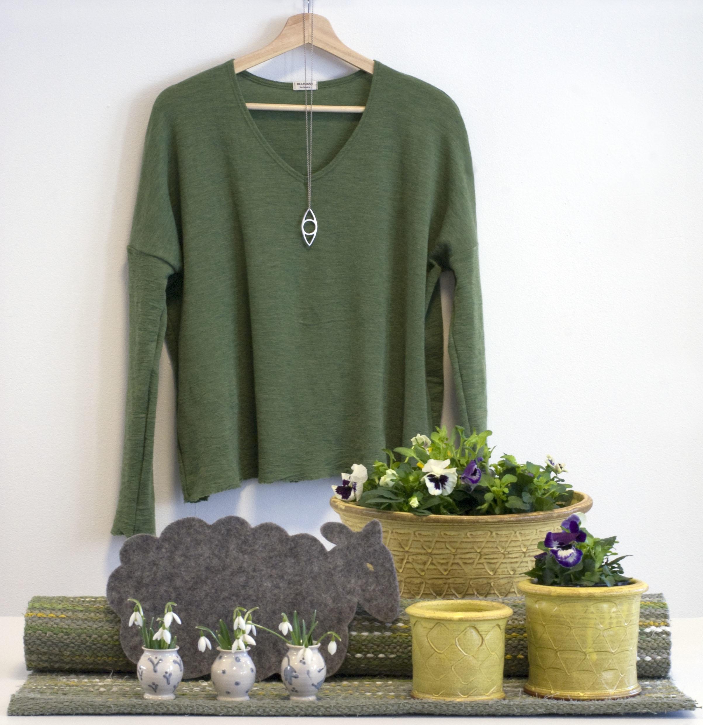 Hem-dekoration-kläder