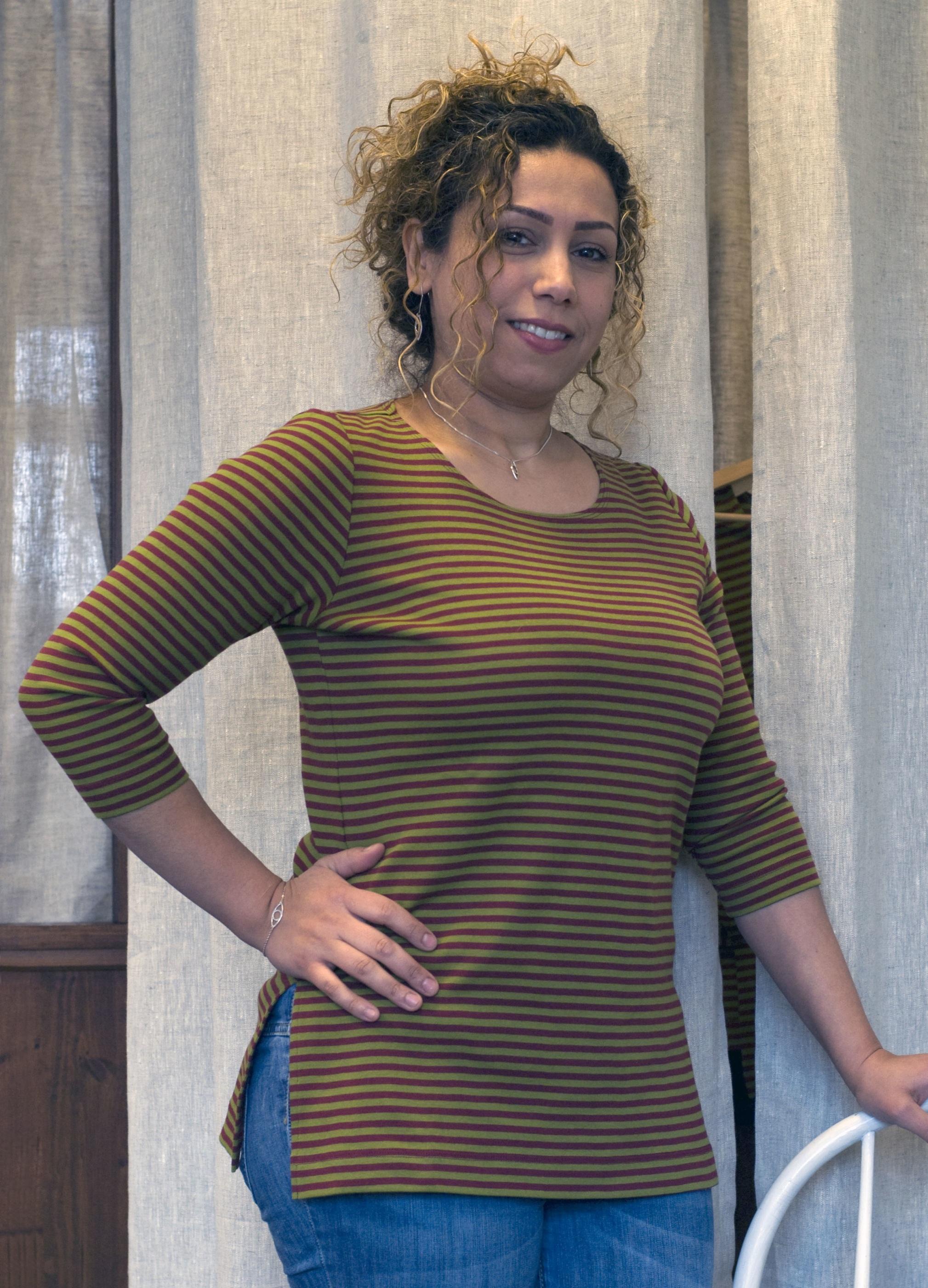 Randig tröja 2