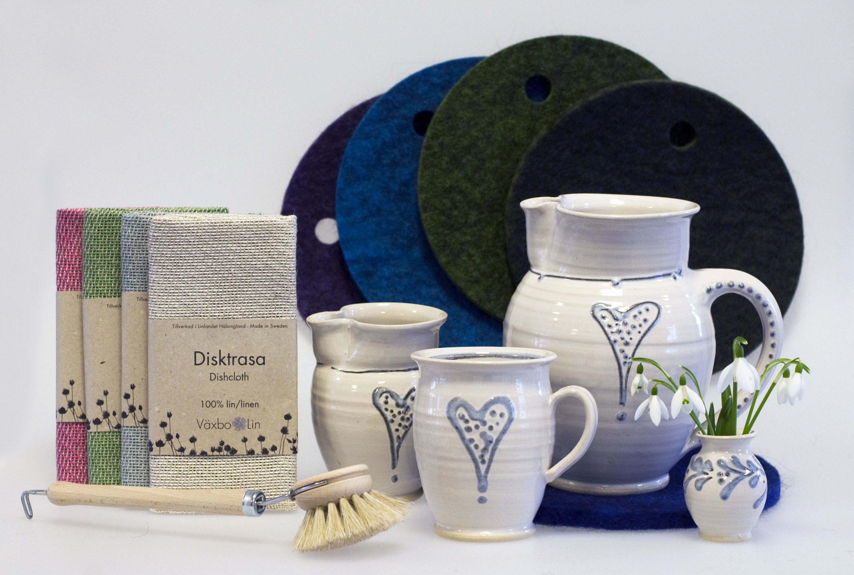 diskborste keramik