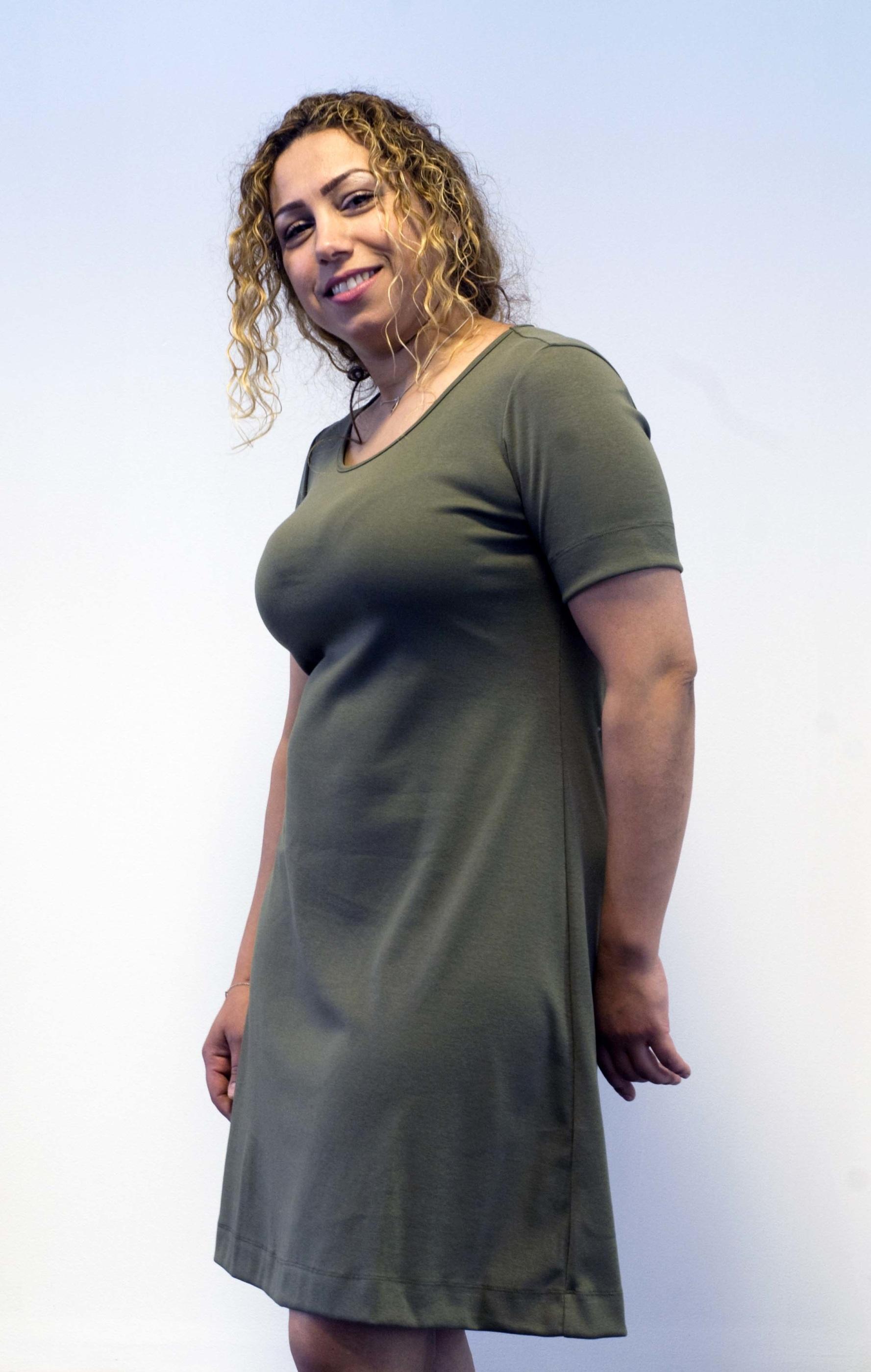 Klänning kapris