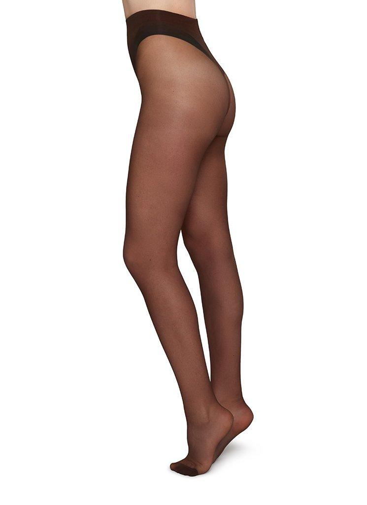 Elin strumpbyxor - färg nude mörk