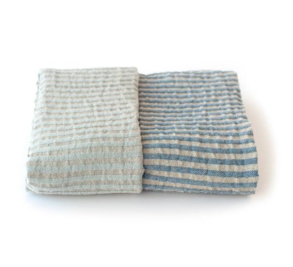 Storm badhandduk blå ljusblå