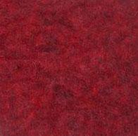 Sittdyna färgprov röd