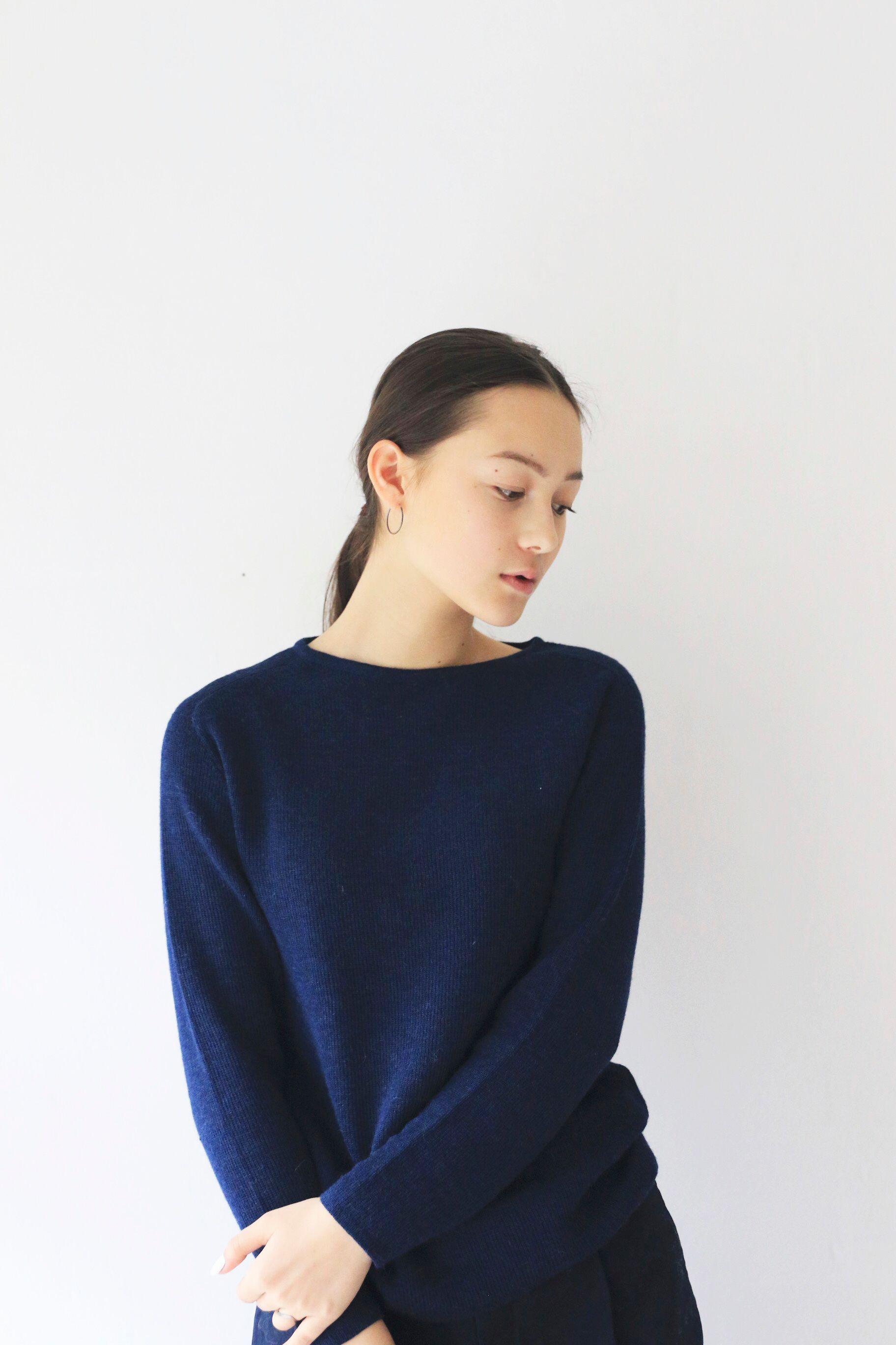 bristol tröja marinblå