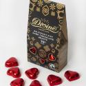 Choklad hjärtan - mörk vegan - Choklad hjärtan - mörk vegan