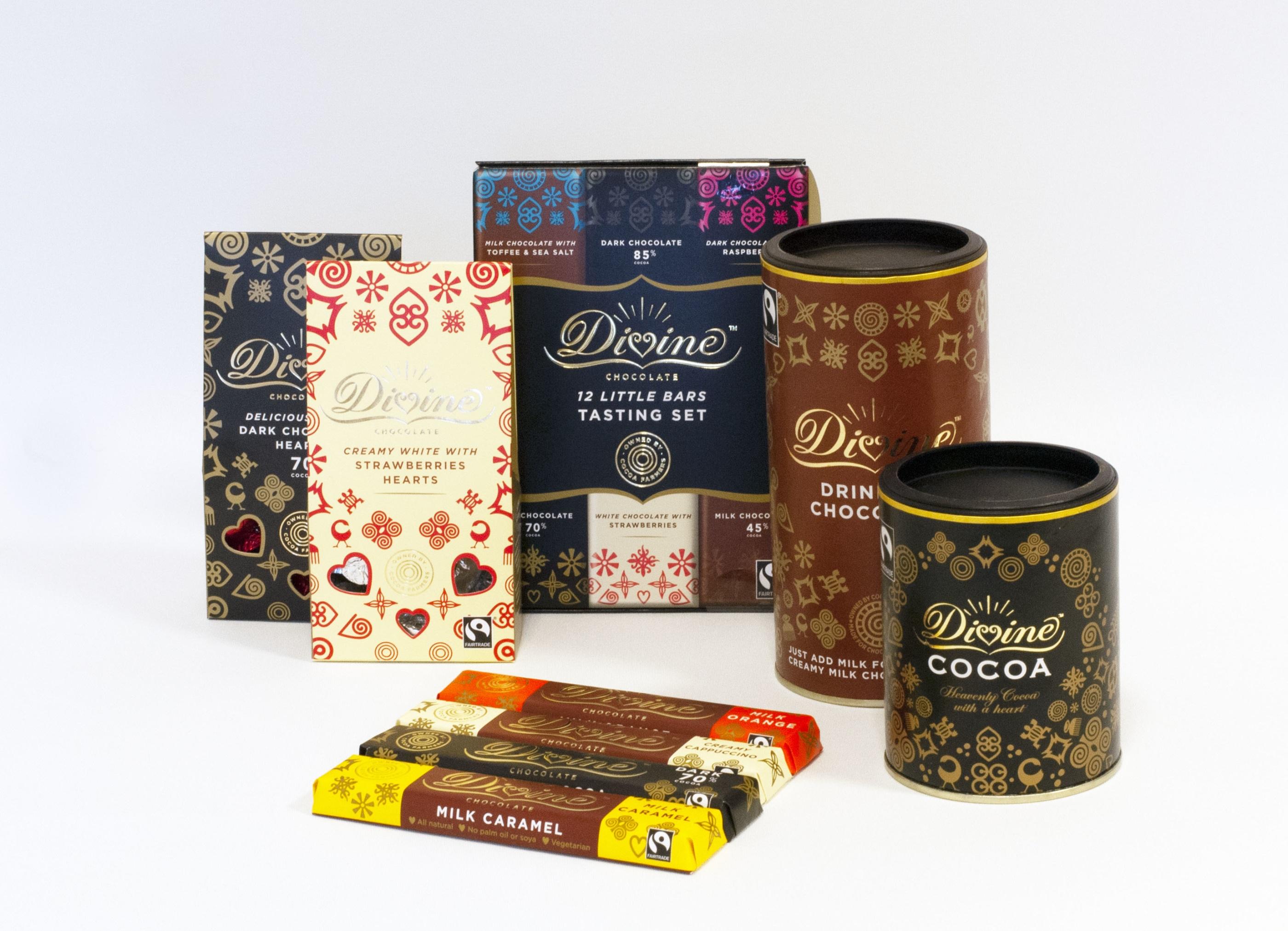 Fairtrade choklad