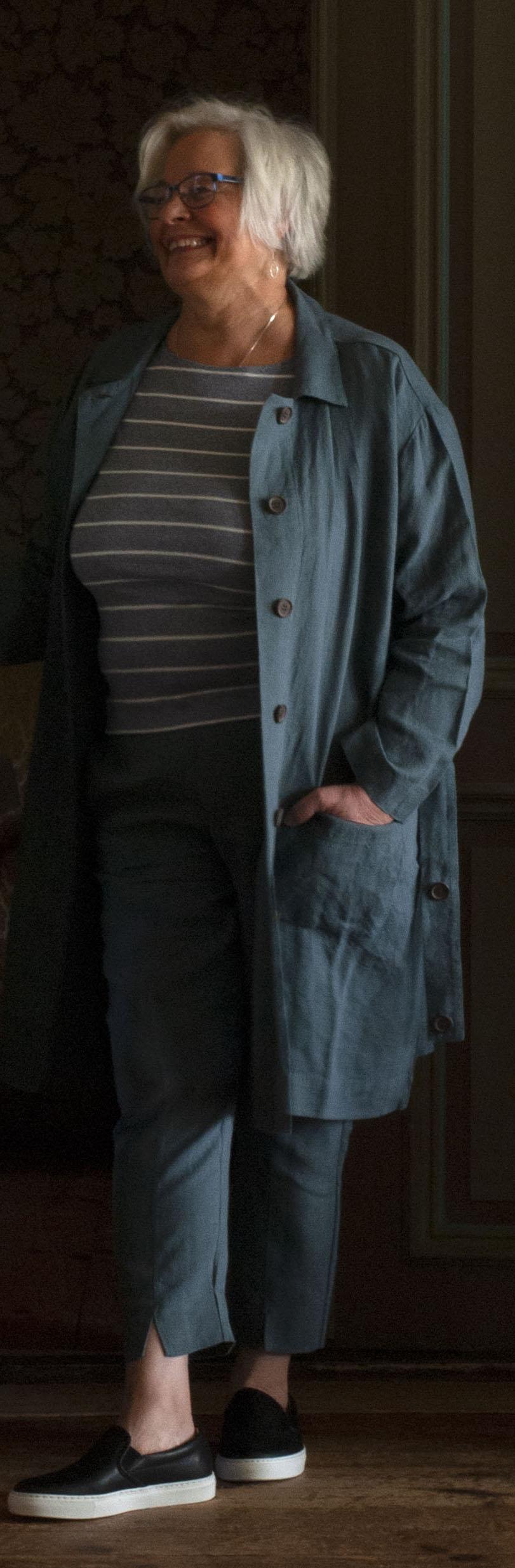 Jack lång i linne