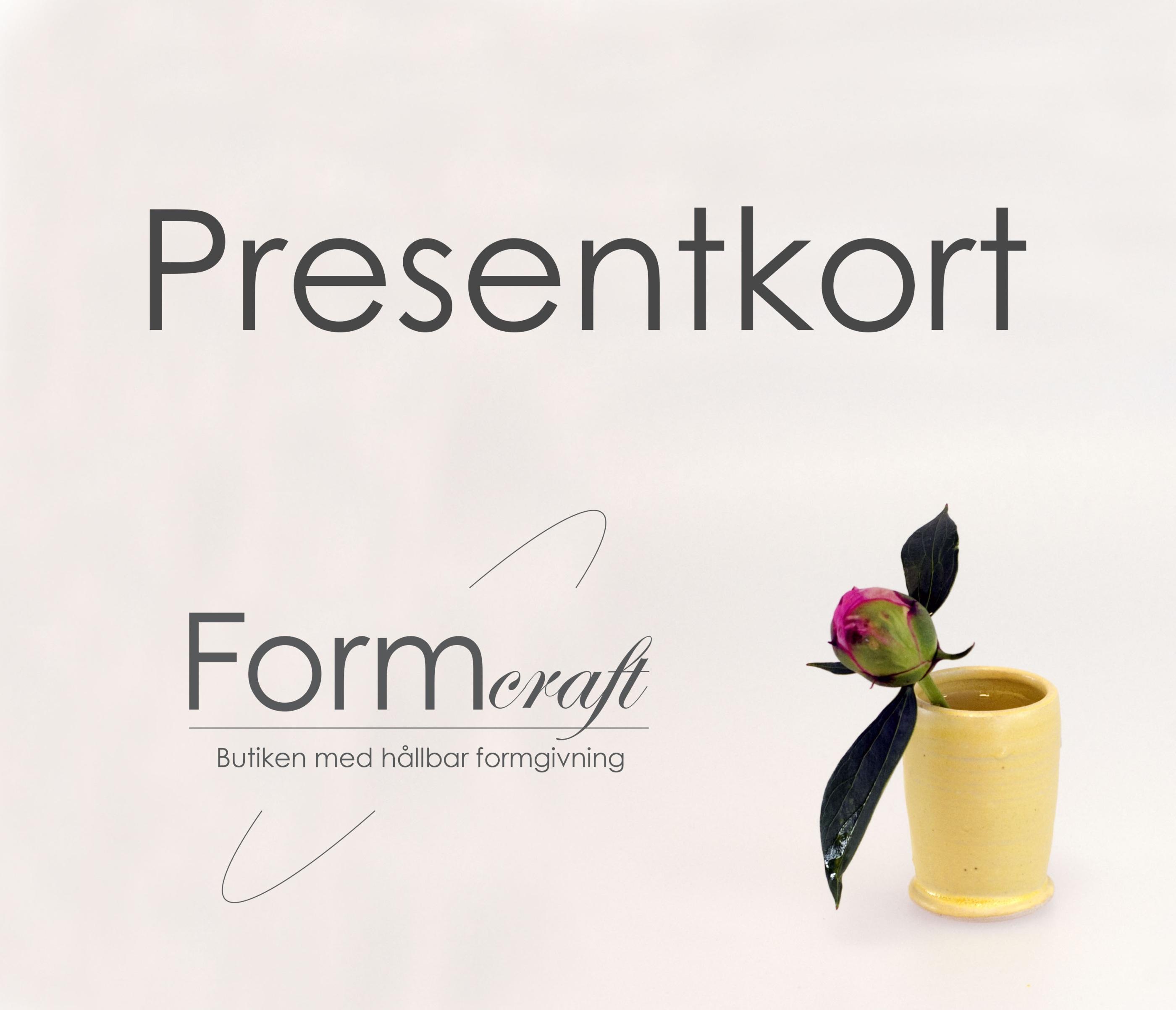 Presentkort bild