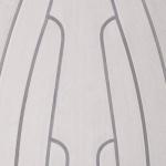 Flexiteek får du färdigt i paneler tillverkade efter Dina mallar.