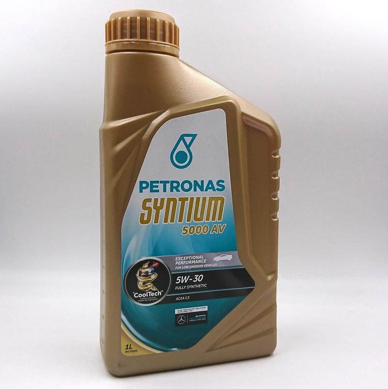 PETRONAS SYNTIUM 5000 AV 1 Liter 5w30 acea c3