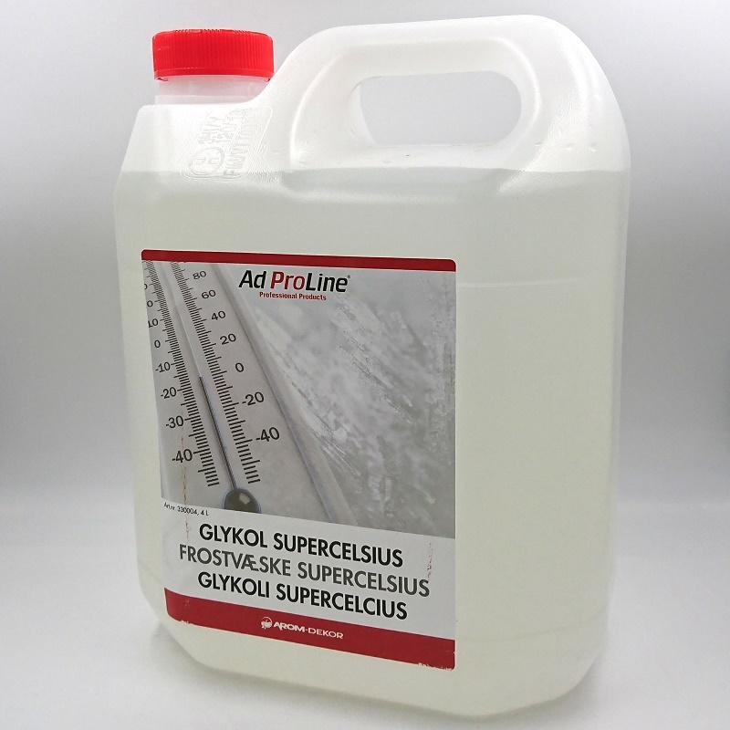 Universal Glykol Super celsius 4 L dunk ersätter de flesta glykoler på marknaden