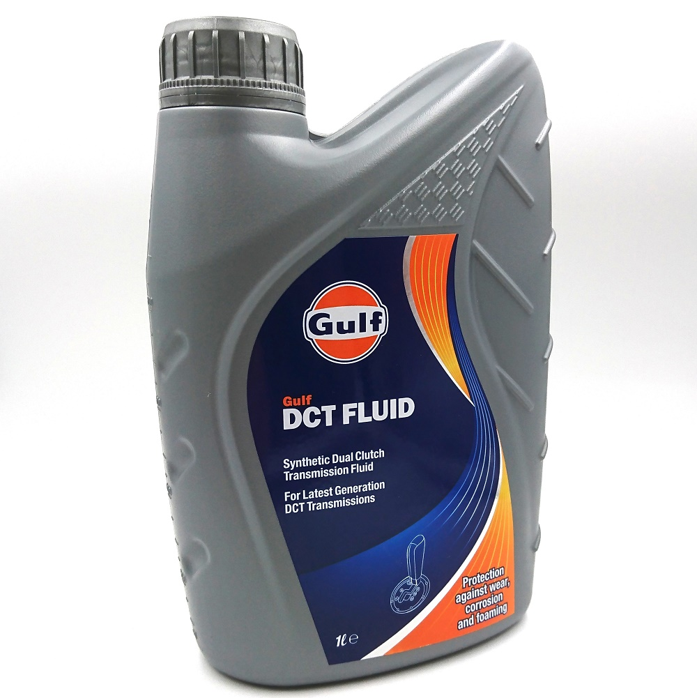 Gulf DCT FLUID 1L Synthetic Dual Fluid