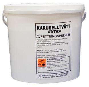 KARUSELLTVÄTT EXTRA - 4X5 KARUSELLTVÄTT EXTRA