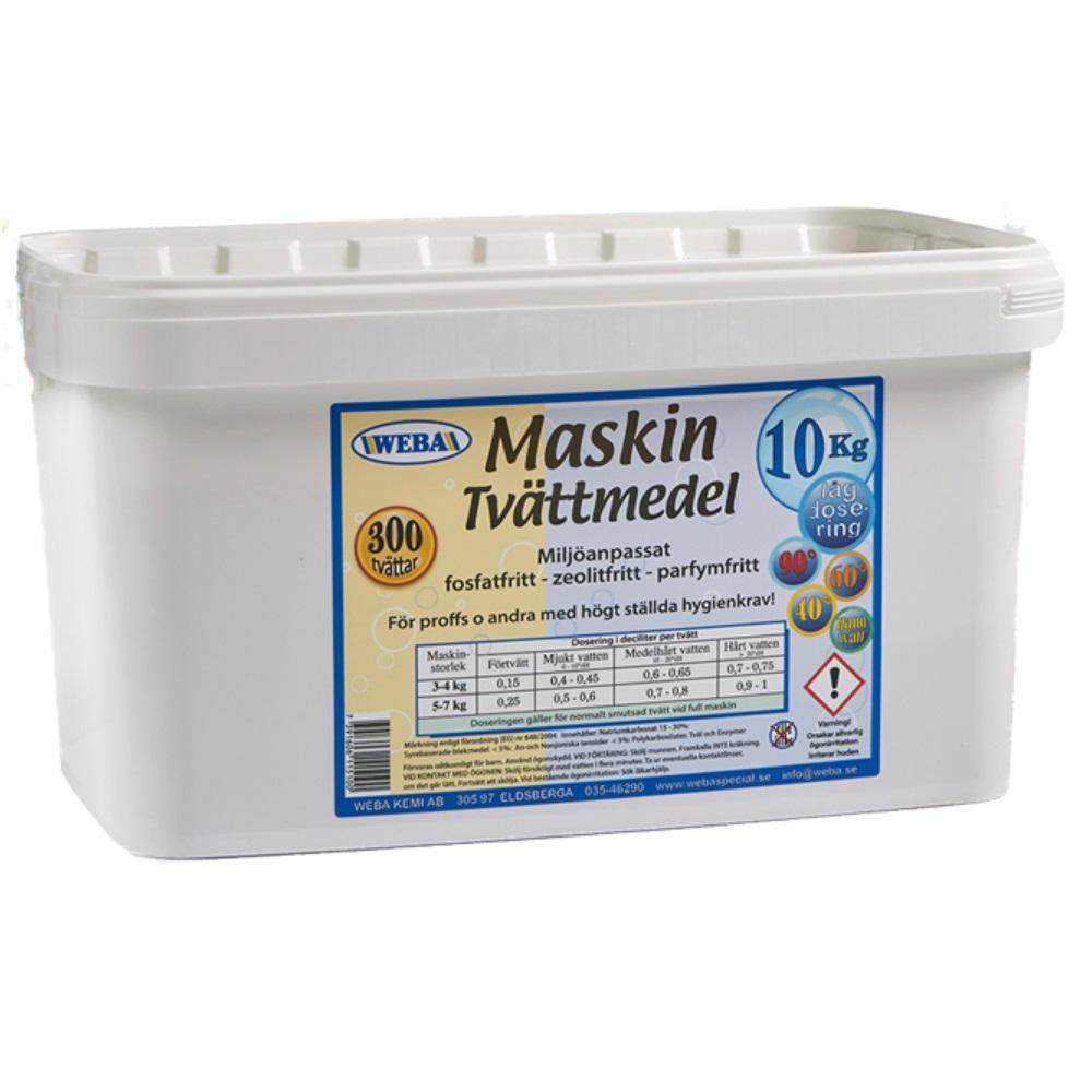 weba_tvättmedel 10 kg zeolitfritt