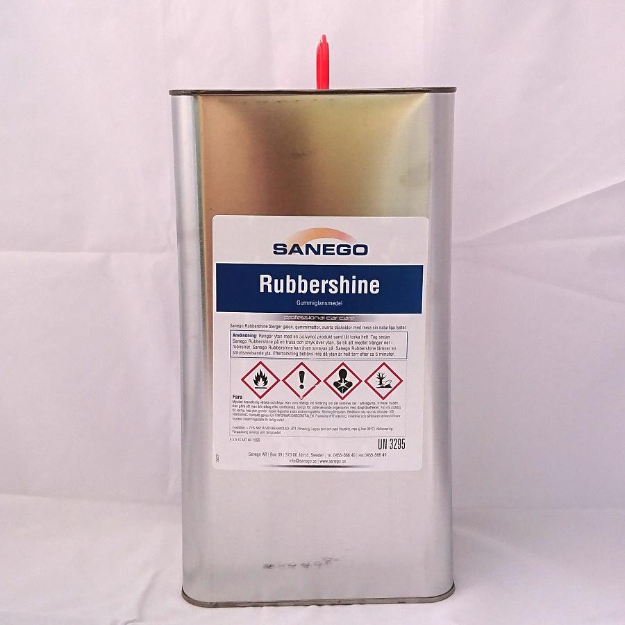 RUBBERSHINE Gummiglansmedel 5L