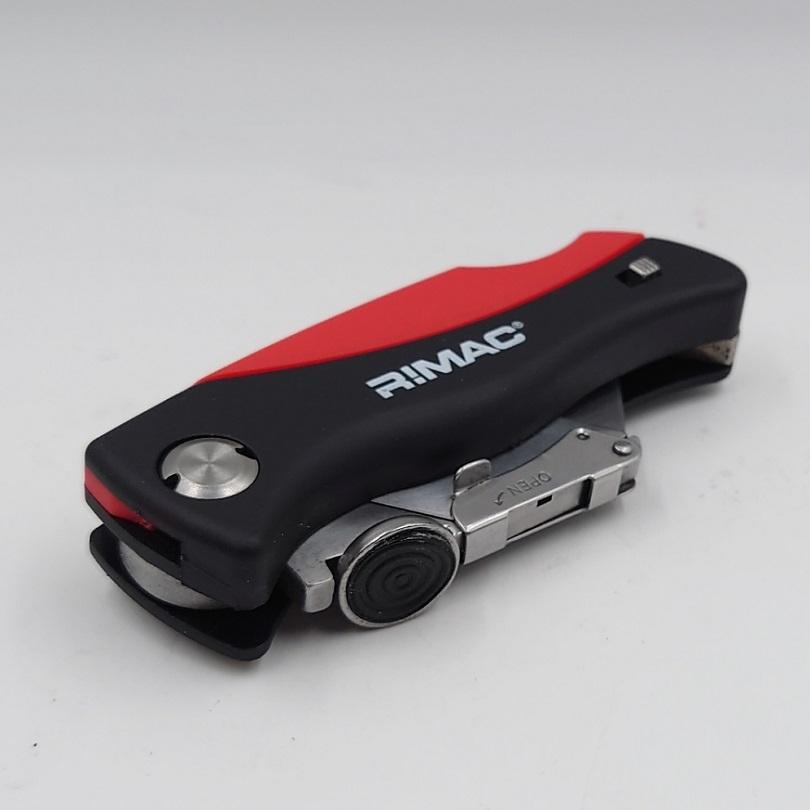 VIKBAR KNIV, rimac fickkniv med Säkerhetslås  780102