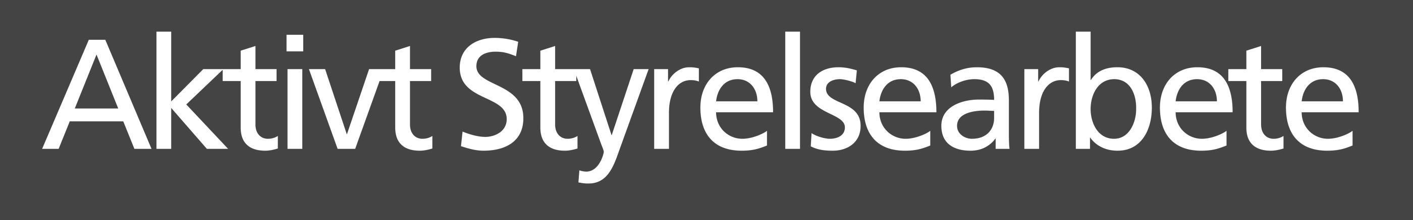 AktyvStyr logo