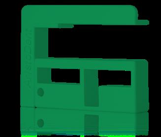 Grön Borrix