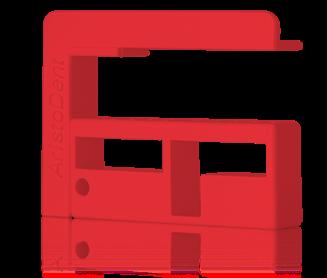 Röd Borrix
