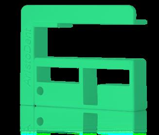 Neongrön Borrix