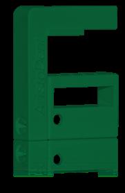 Grön Borrix Mini