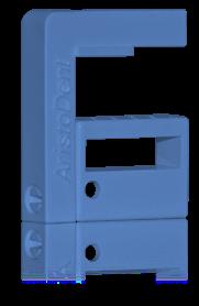 Ljusblå Borrix Mini
