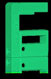 Neongrön Borrix Mini