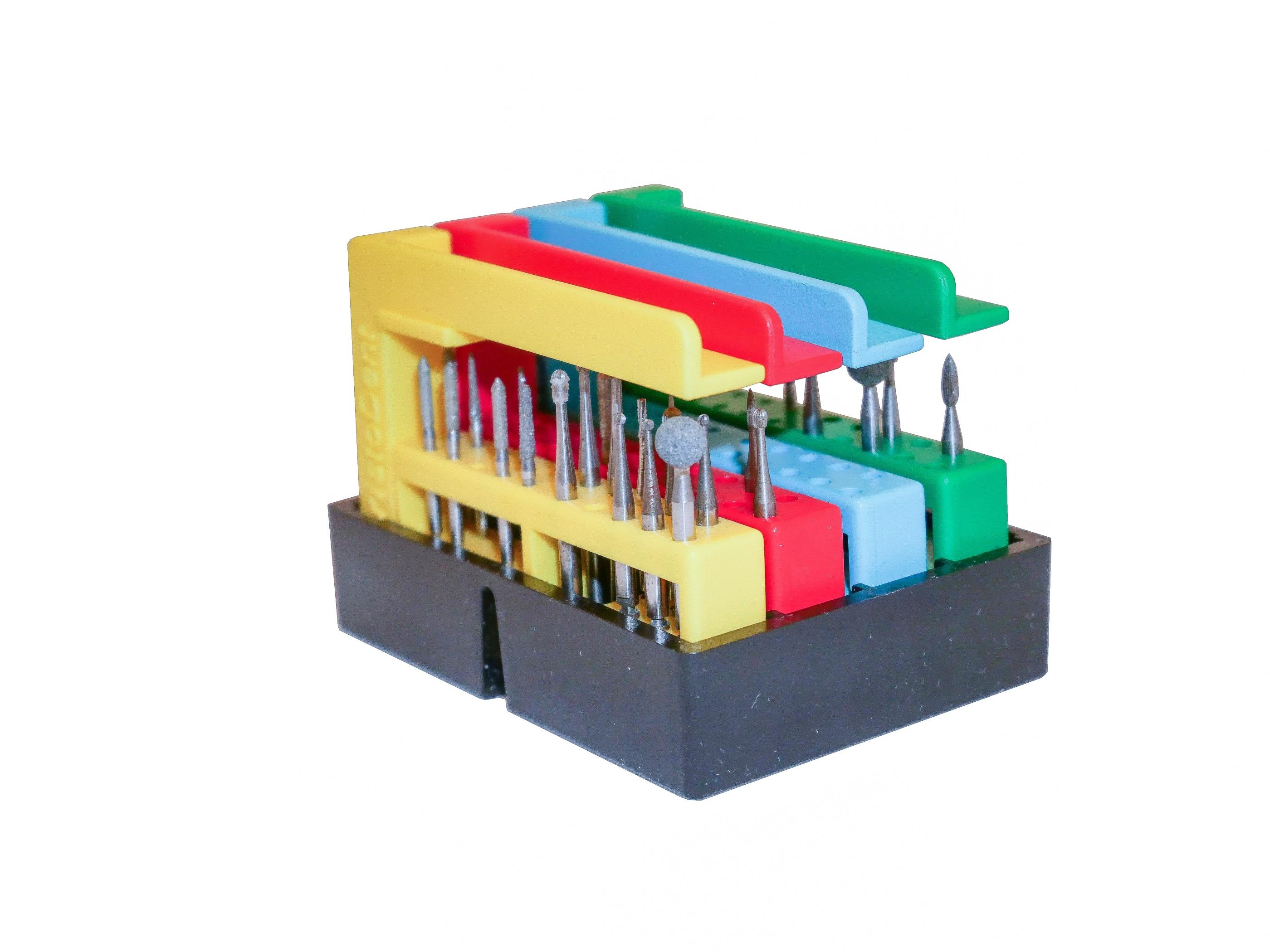 Disk-lådställ 4