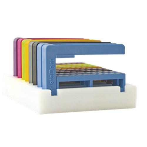 Disk-lådställ 8