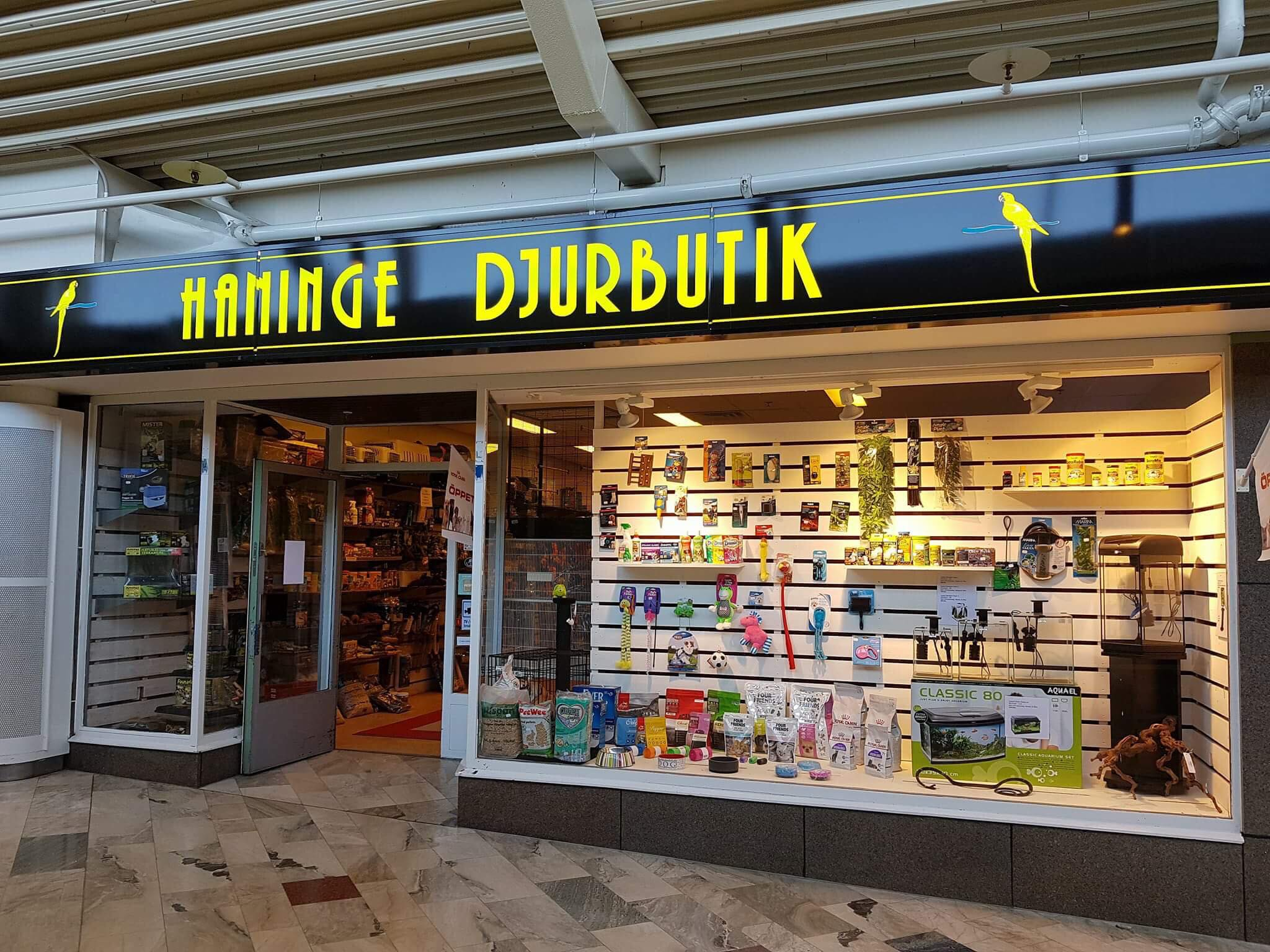 Reptil Butik Stockholm