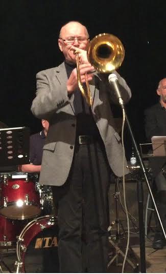 Lars Olofsson, trombone