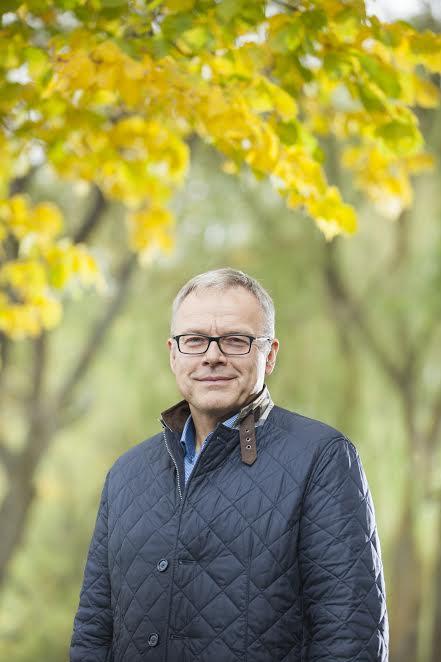 VD Stefan Persson. Bild Norrenergi AB.