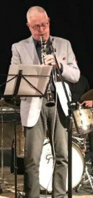 Lasse Eriksson, klarinett