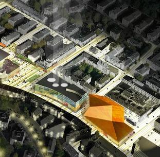 Bild från kommunens Vision 2020, White och kommunen