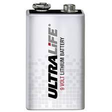 Batteri till brandvarnare - Batteri 9 V
