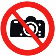 Fotografering förbjuden (2)