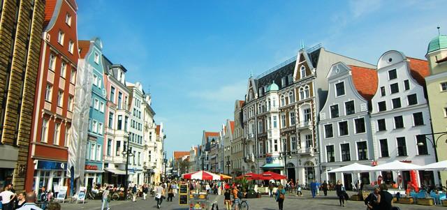 Shopping Rostock