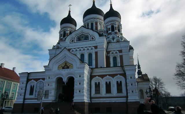 Kryssning Till Tallin