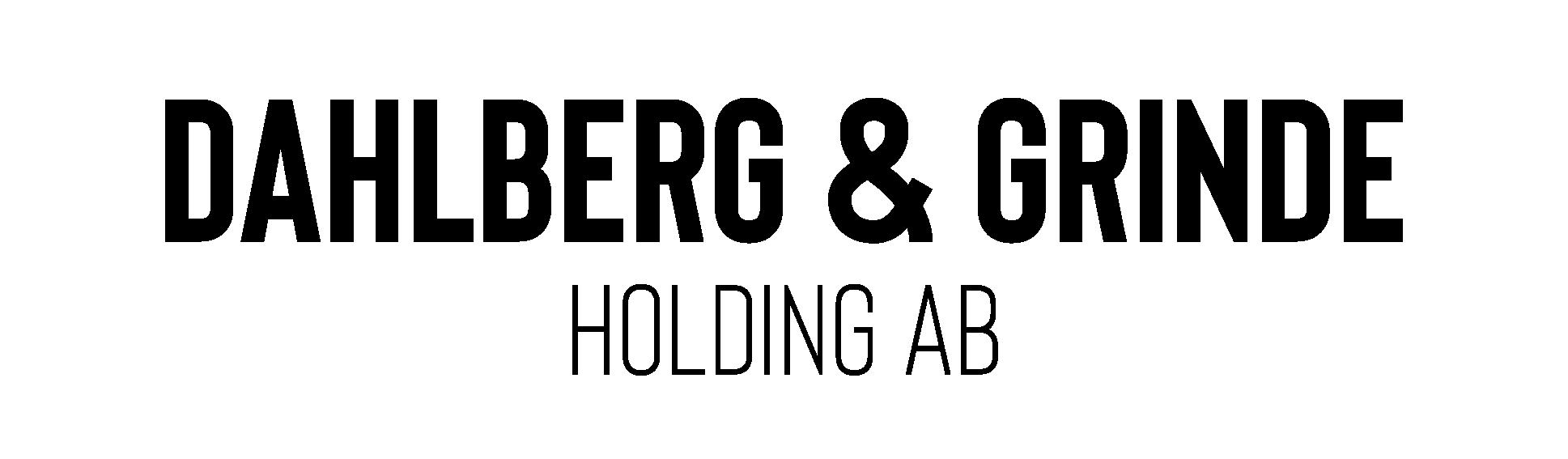 Dahlberg Grinde Holding AB logo