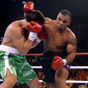 Mike Tyson hade en personlig hypnotisör.