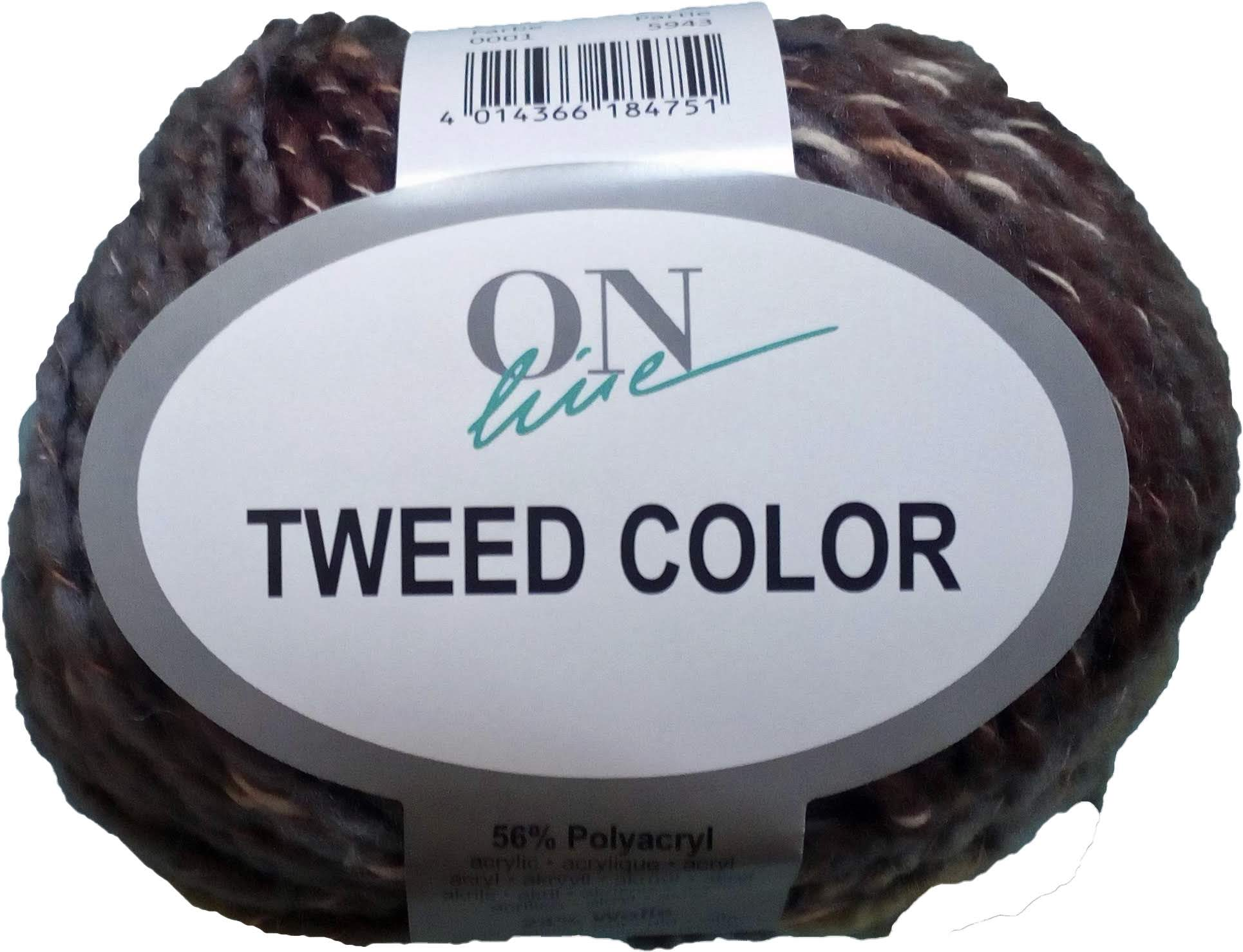 Default Tweed Color