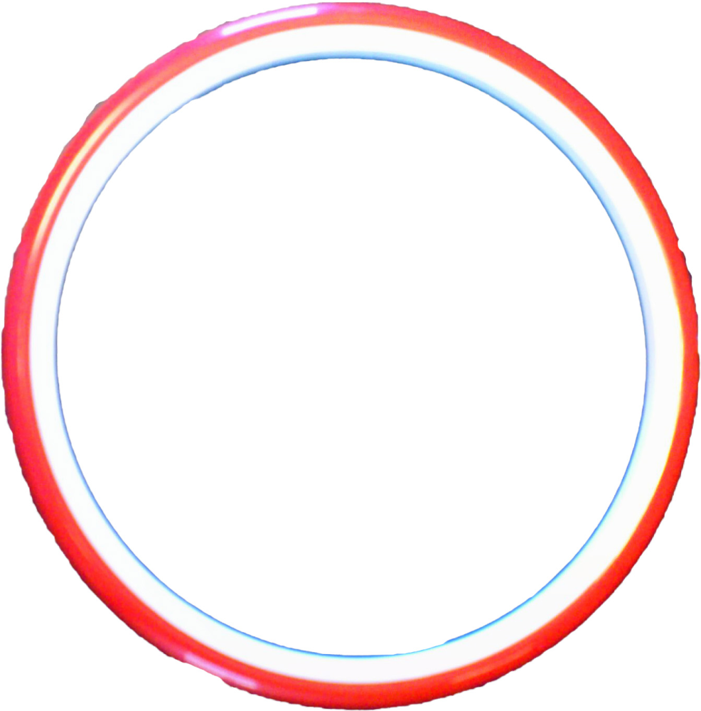 Flexram röd 17 cm